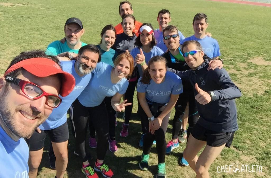 Quedada Running en Zaragoza