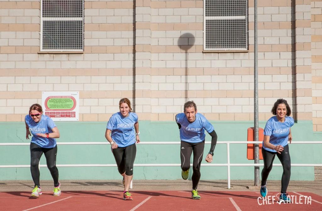 Entrenamientos Presenciales Running en Zaragoza