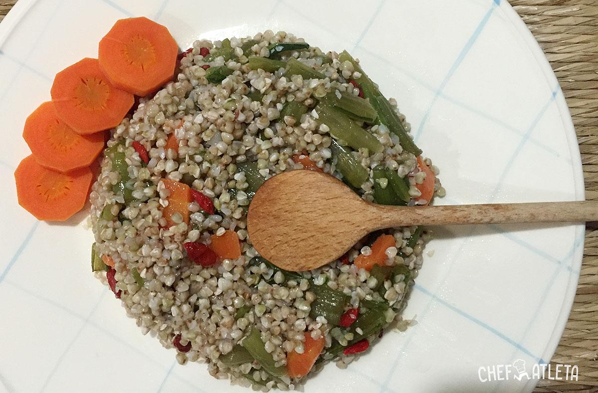 Recetas con trigo sarraceno related keywords recetas con for Cocinar trigo