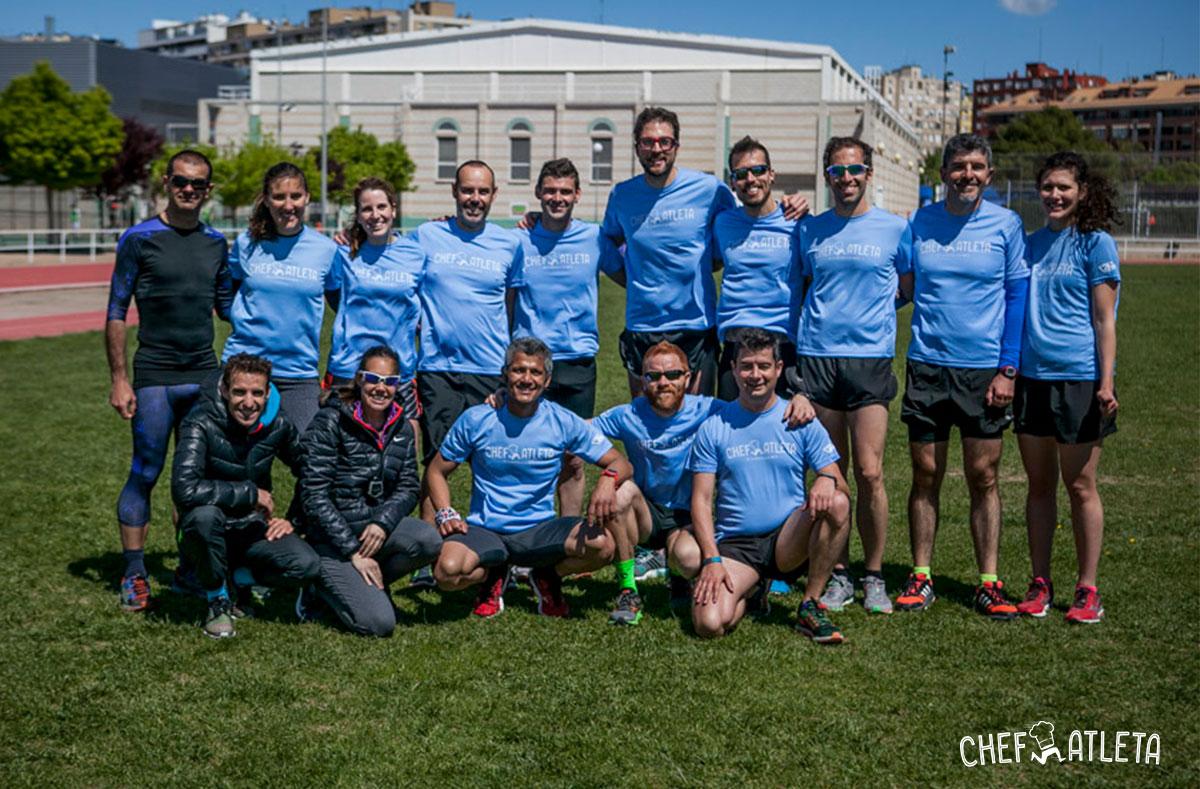 Club Running Chefatleta - 1 de Mayo